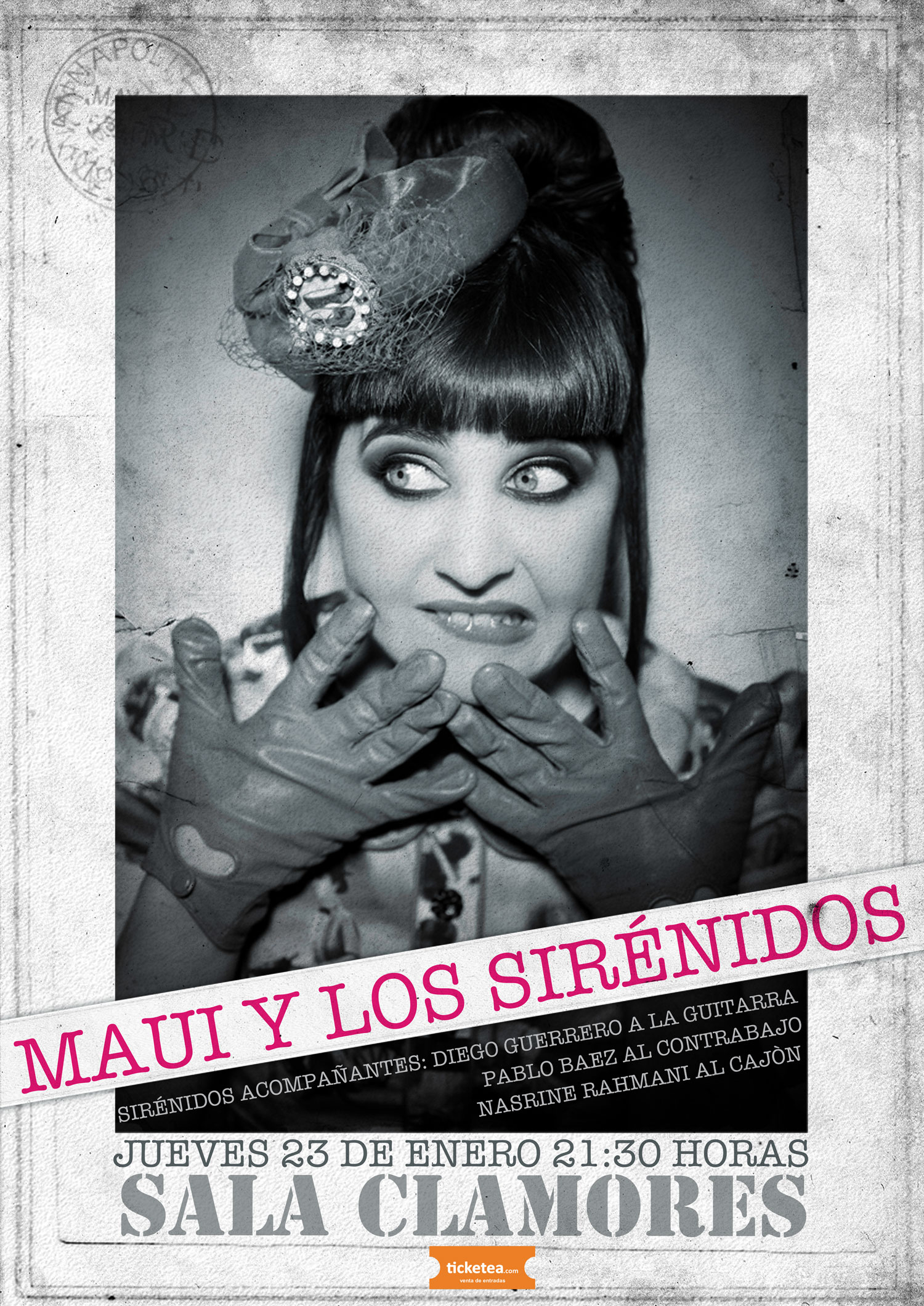 Maui y los sir nidos flamenco y jazz folklore y pop for Programacion clamores